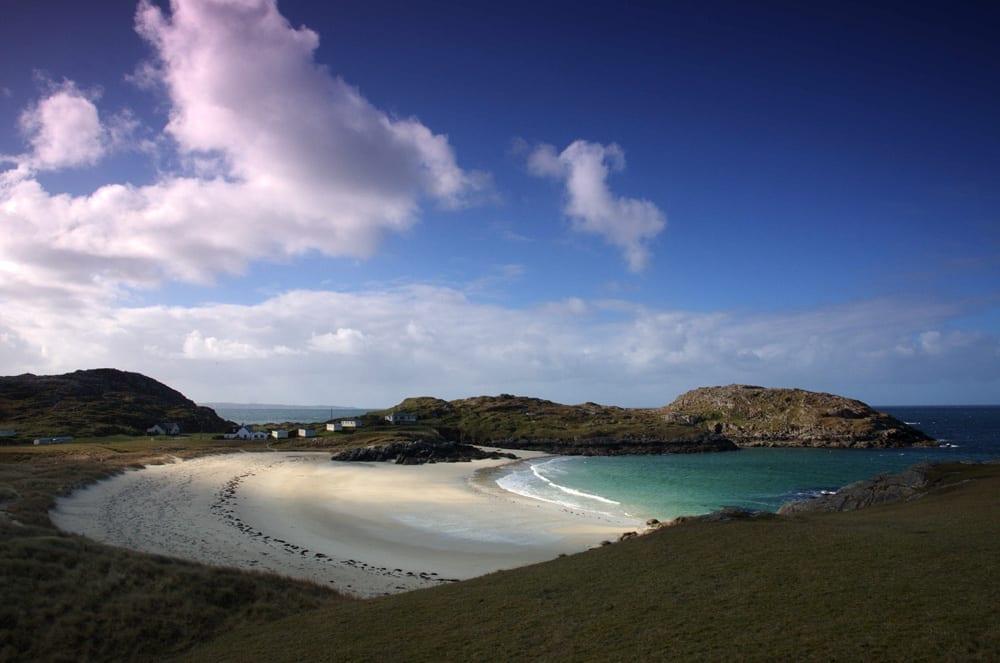 north coast 500 beach