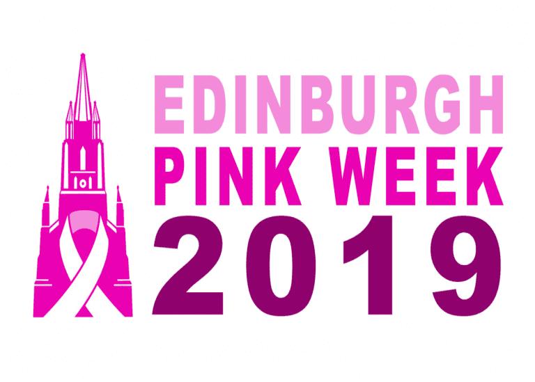 Pink Week Edinburgh logo 2019