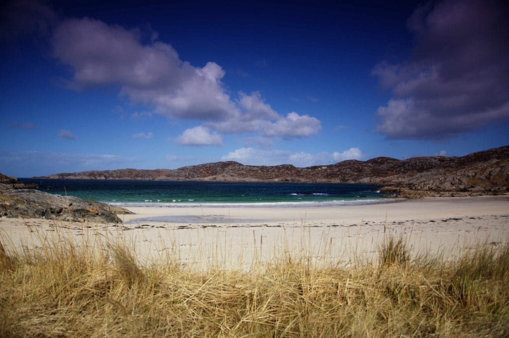 Back Achmelvich Beach
