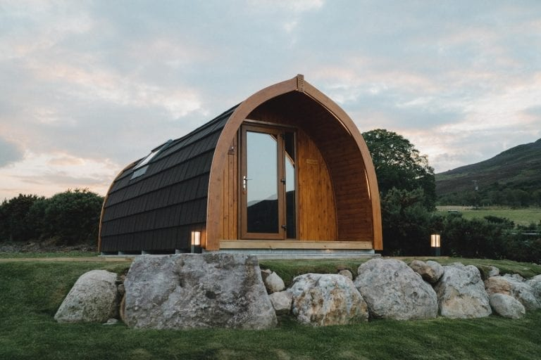 Booking NC500pods